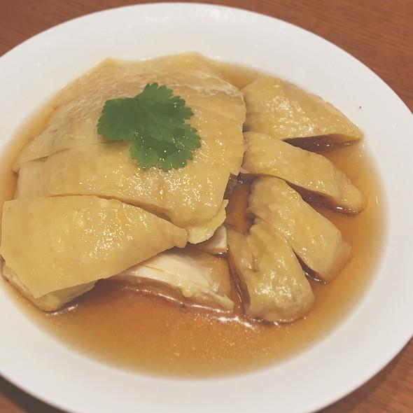 Marinated Chicken In Chinese Wine