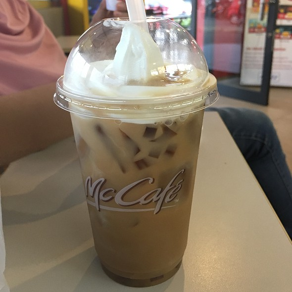 Iced Coffee Jelly Float