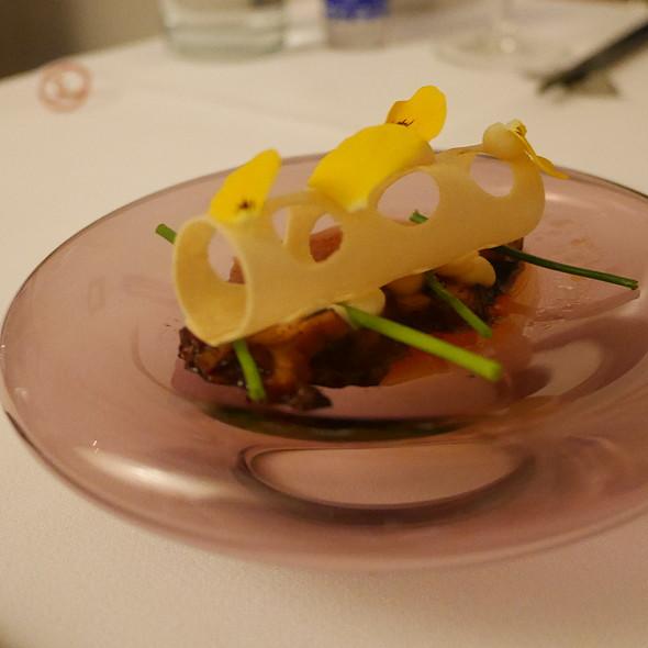 Grilled Octopus, Soy Sauce @ Nagaya