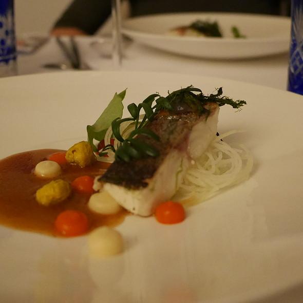 Sauteed Sea Bass @ Nagaya