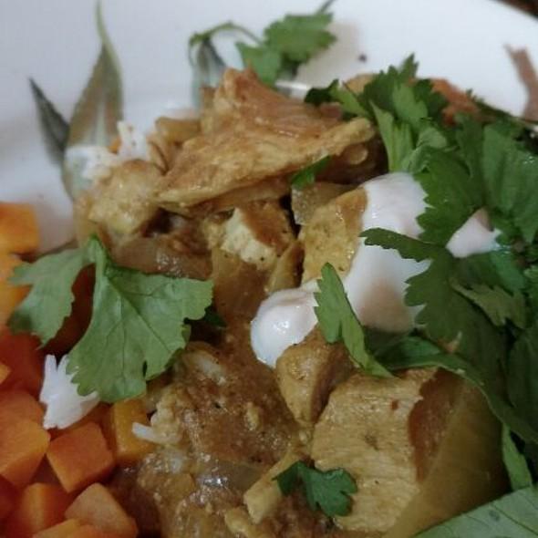 Butter Chicken With Jasmine Rice