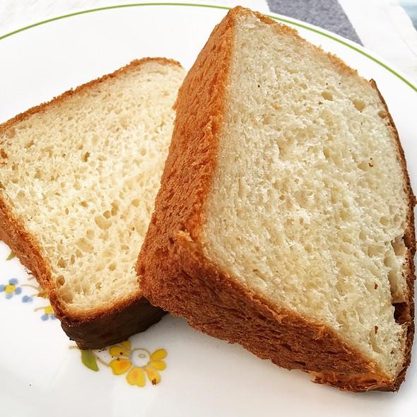 Japanese Milk Bread @ HAFH