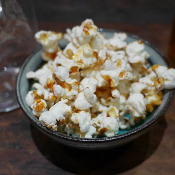 Popcorn @ Bread & Roses