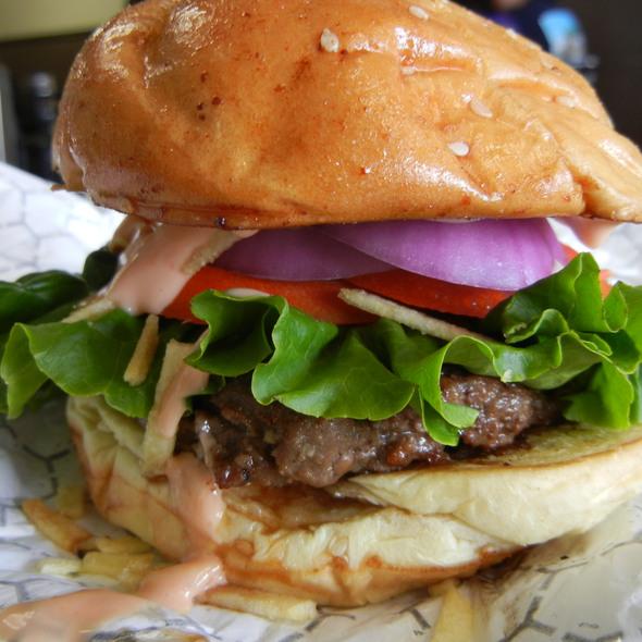 Pincho Burger @ The Pincho Factory INC.