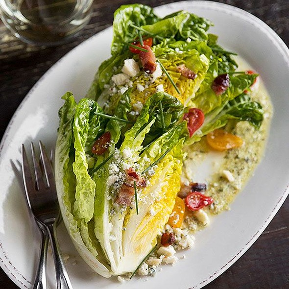 Modern Wedge Salad
