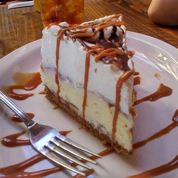 The Banana Cream Pie