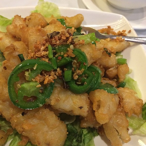 Salt & Pepper Fresh Squid