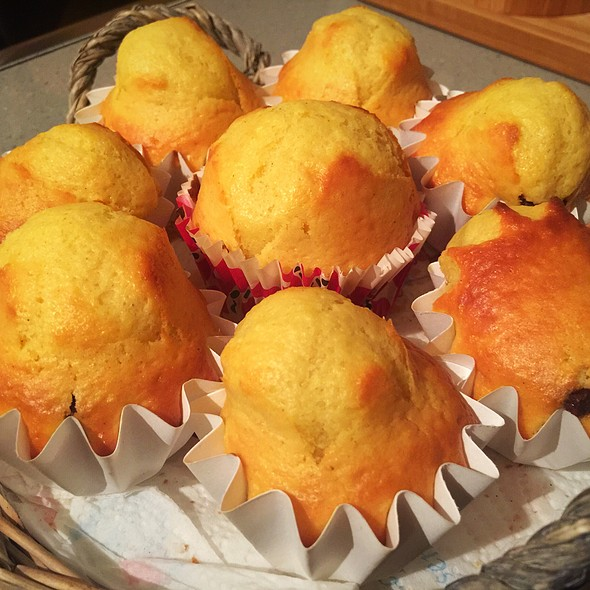 Muffin With Amaranth, Sweet Orange, Apple And Cannella @ ./lsd Cooking Pot