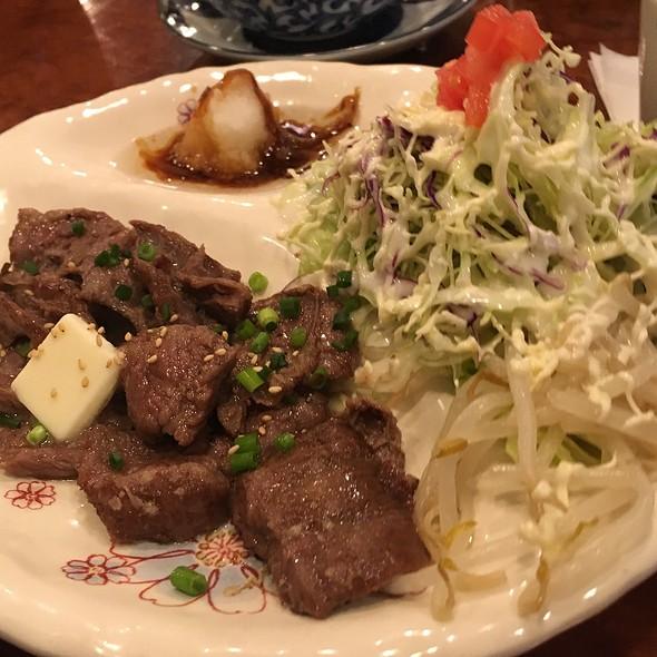 Harami Steak @ 開花屋 BY THE SEA