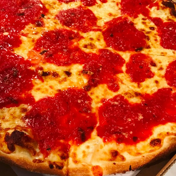 Tomato Pie @ Brooklyn Boys Pizza & Deli
