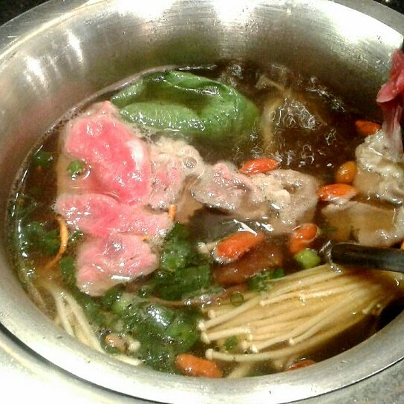 Spicy Hotpot @ Chubby Cattle