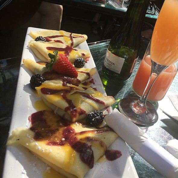 Crepes! @ Alcove Cafe & Bakery