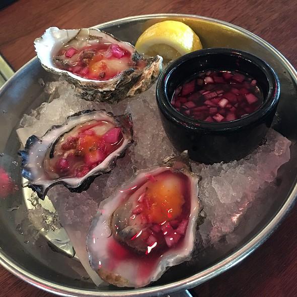 Oysters! @ Fonda