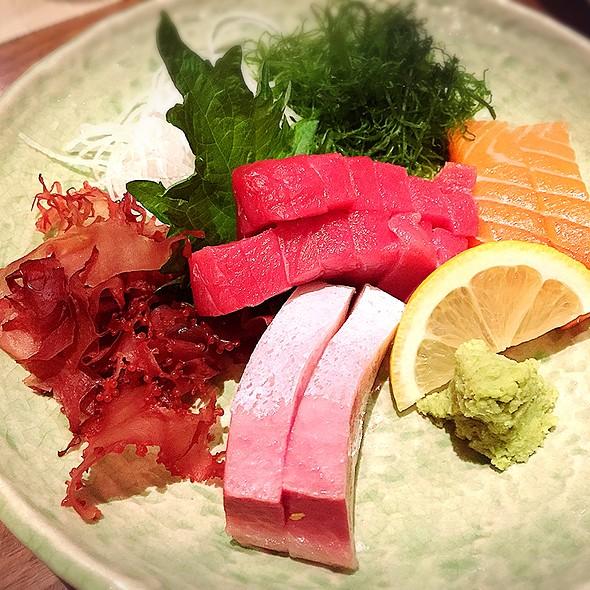 3 Varieties of Sashimi