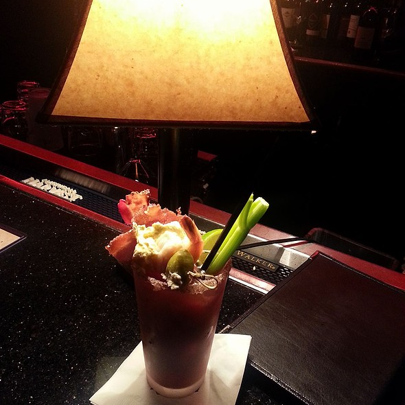 The Ultimate Bloody Mary @ The Chop House