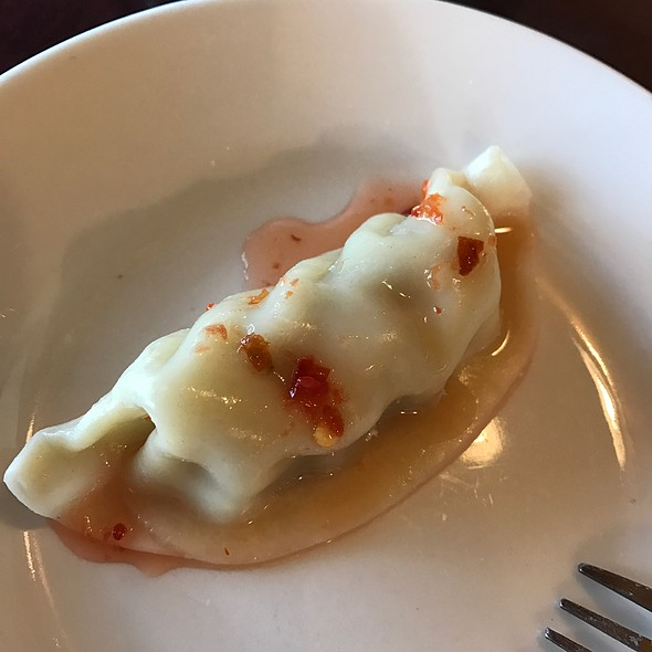 Steamed Potstickers