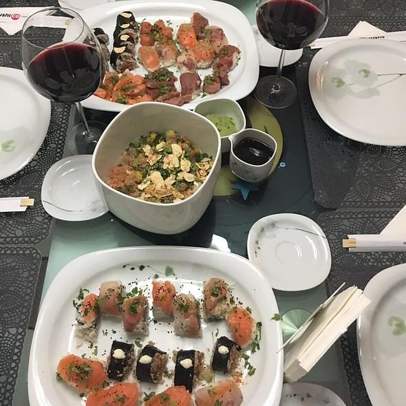Homemade Sushi Night