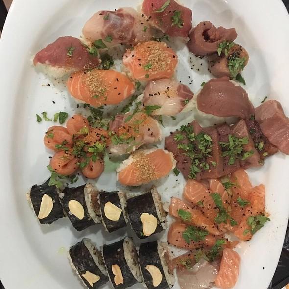 Homemade Nigiri