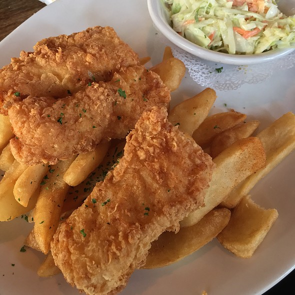 New England Fish-N-Chips
