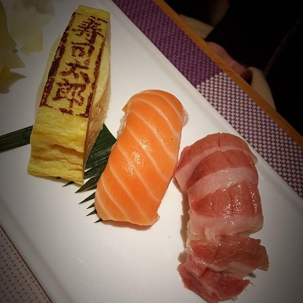 Fatty Tuna Sushi @ Sushi Taro