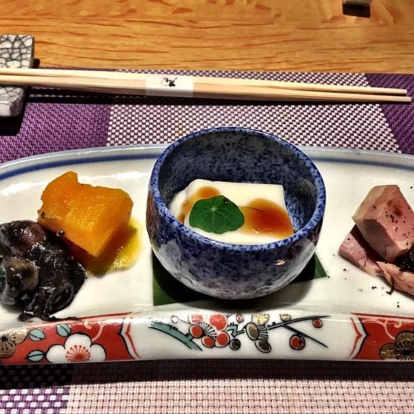 Amuse Bouche @ Sushi Taro