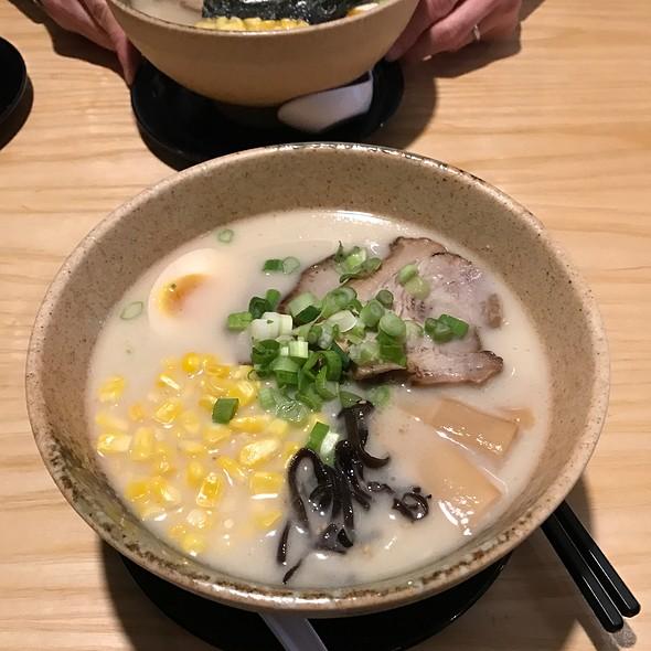 Tonkatsu Ramen @ Kippo Ramen
