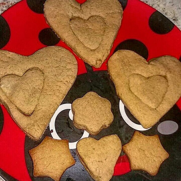 Mayas Cookies @ Home Baked