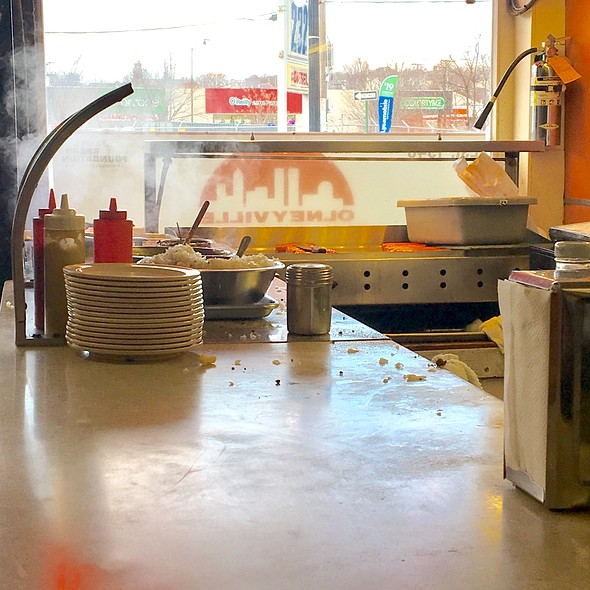 NY System Hot Weiners @ Olneyville New York System
