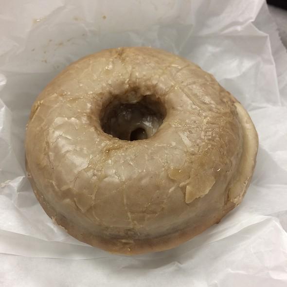 Vegan Vanilla Glaze Donut