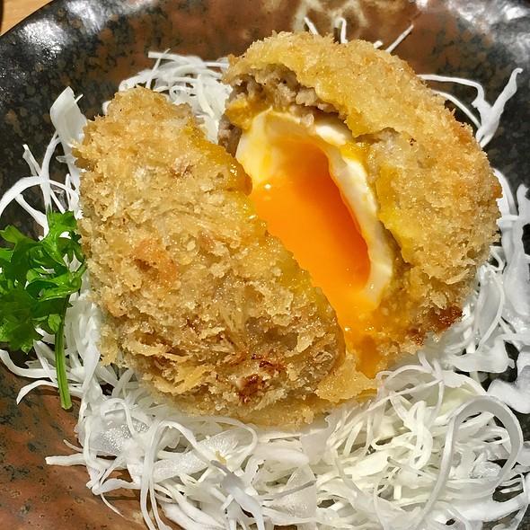 Piyo Piyo Mincer Meat Cutlet @ Imakatsu (@ Tanjong Pagar Centre)