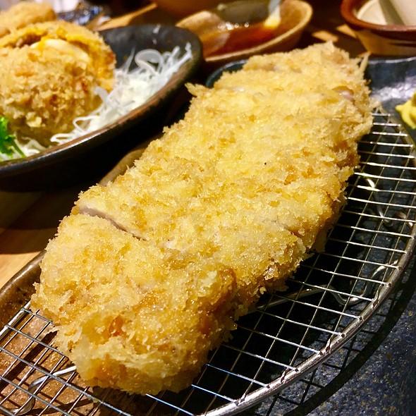 Pork Loin Cutlet @ Imakatsu (@ Tanjong Pagar Centre)