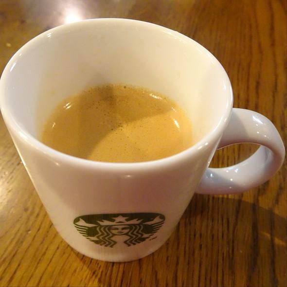 Espresso @ Starbucks Coffee -Melaka Raya