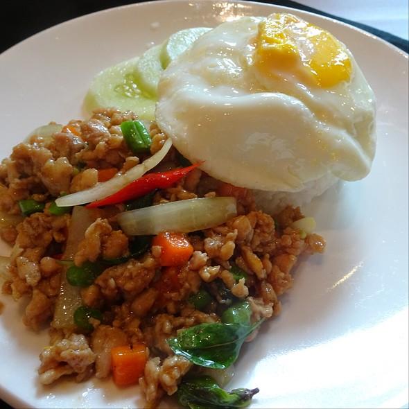 Thai Spicy Minced Chicken @ Salt And Spice