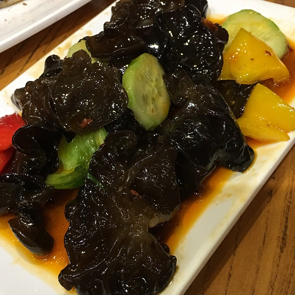 Cold Black Fungus Appy