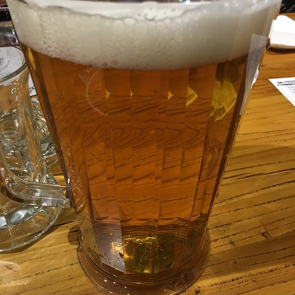 Iced Cold Pitcher Of Kokanee