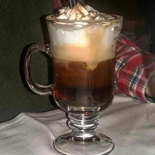 Irish Coffee @ Restaurante Ginger