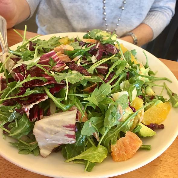 Trout & Citrus Salad