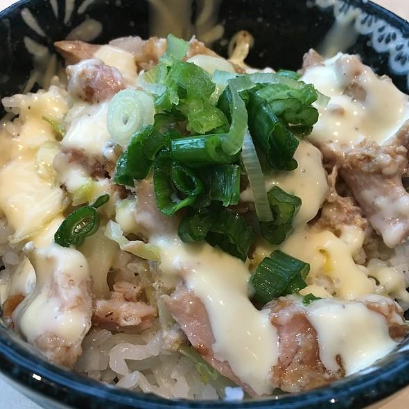 Chicken Mayo Don @ Taishoken (Vancouver)