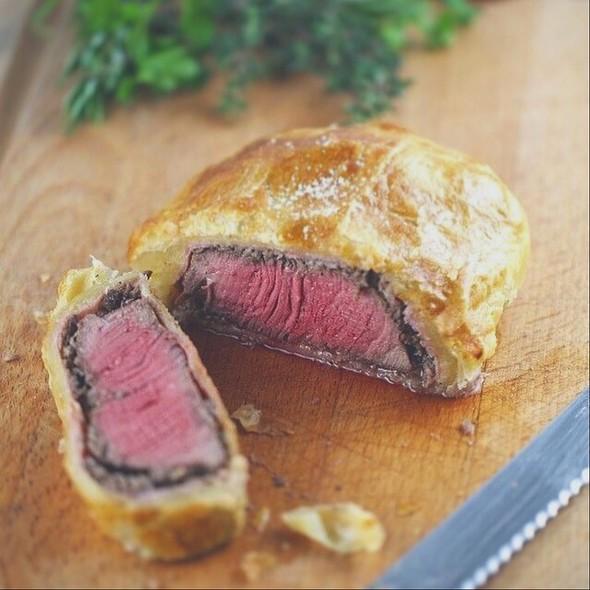 Beef Welli