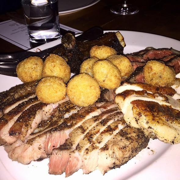Mixed Grill @ El Paseo Restaurant