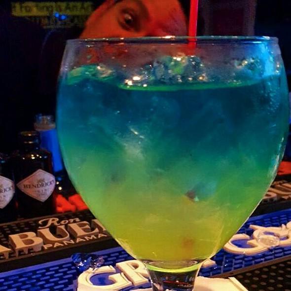 Cocktail @ Villa Zaita