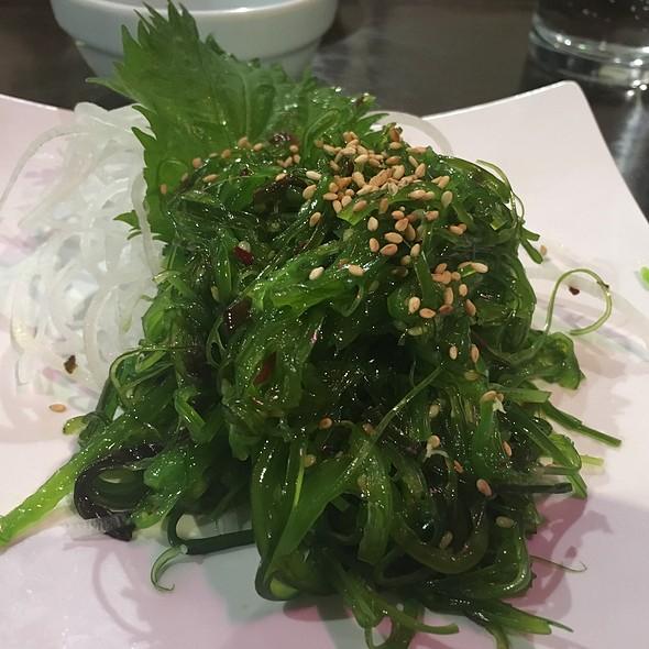 Seaweed salad @ Miki Bistro
