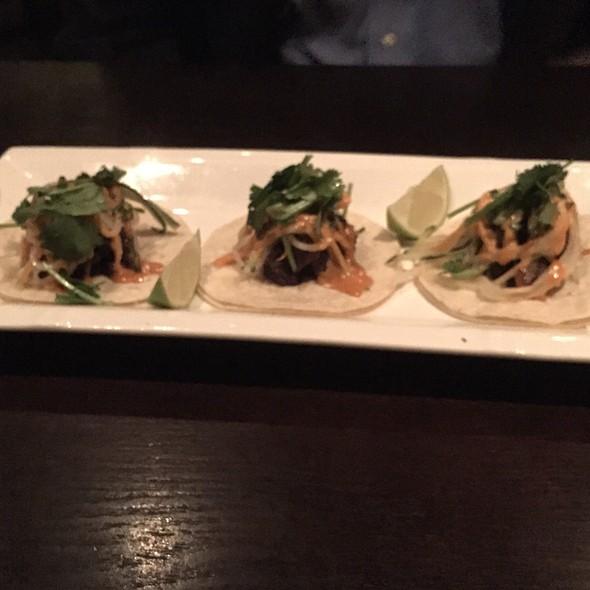Kalbi Beef Tacos @ Mandarin Roots