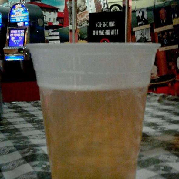 Cheap Nascar Beer @ Pizza Lotto El Cortez Casino
