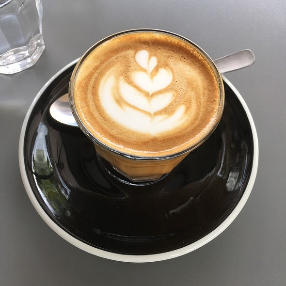 Piccolo Latte @ The Third Letter