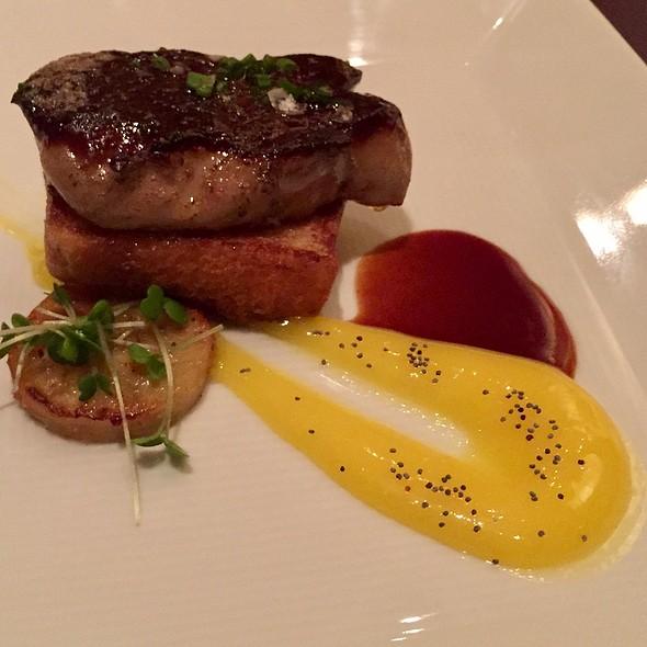 Fois gras @ Auberge du Soleil