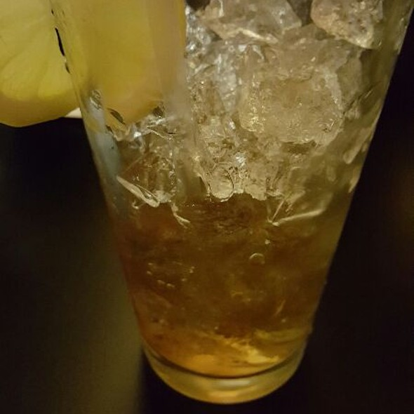 Long Island Iced Tea @ The Tavern