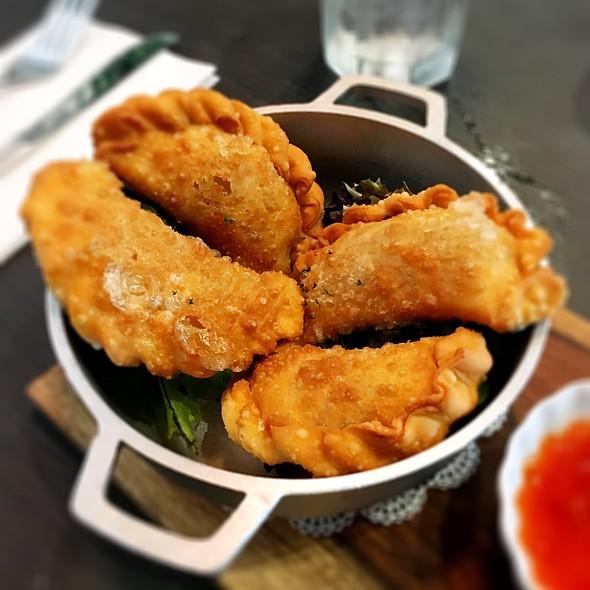 Empanadas De Jueyes (Crab) @ 360 Urban Gastrobar