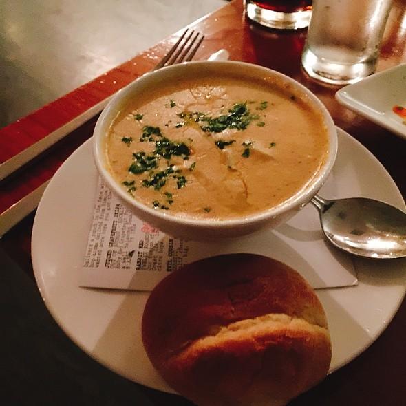 Seafood Chowder @ Blackbird Kitchen + Bar