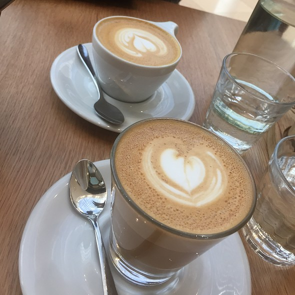 Coffee @ Axil Cafe